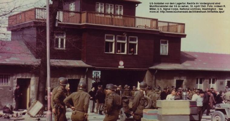 Die Befreiung des KZ Buchenwald am 11. April 1945