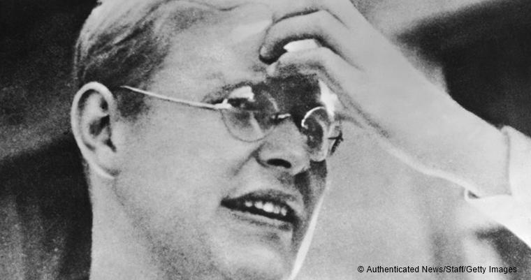 Von guten Mächten – Dietrich Bonhoeffer
