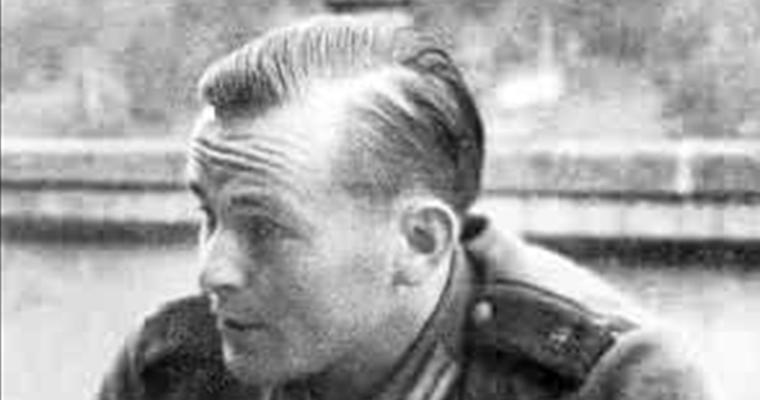 Am 19.04.1943 zum Tode verurteilt: Willi Graf