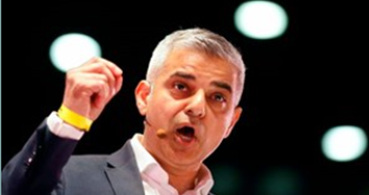 Sadiq Khan: Ein Muslim als Bürgermeister für London