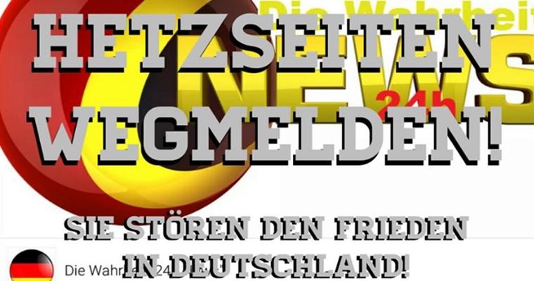 Seit langer Zeit plagen uns diverse rechte Seiten mit ihren dummdreißten Lügen. Seiten wie Die Wahrheit 24h News oder Deutschland deckt auf sind nun seit Jahren unterwegs.