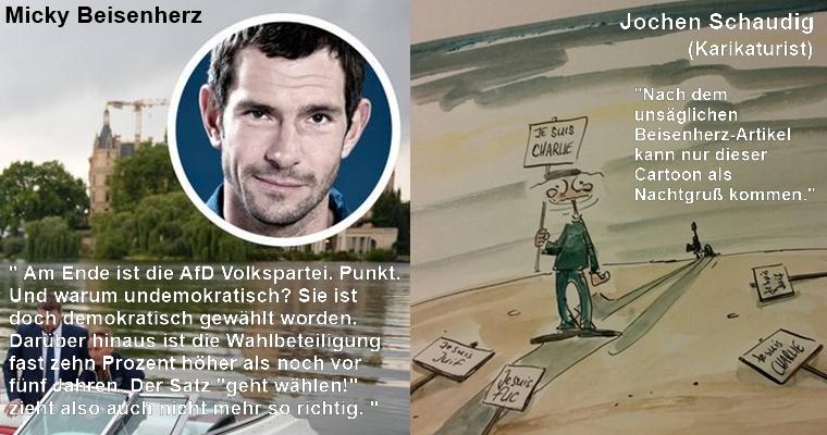Micky Beisenherz irritiert mit einer umstrittenen Kolumne im Stern seine Leser